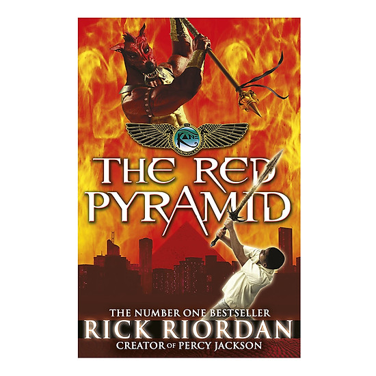 Download sách The Kane Chronicles Book 1 - The Red Pyramid