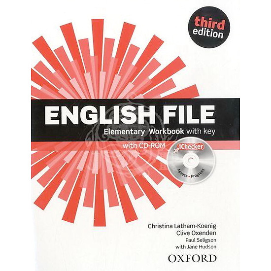 [Download sách] English File: Elementary - Workbook With Key And iChecker (French Edition)