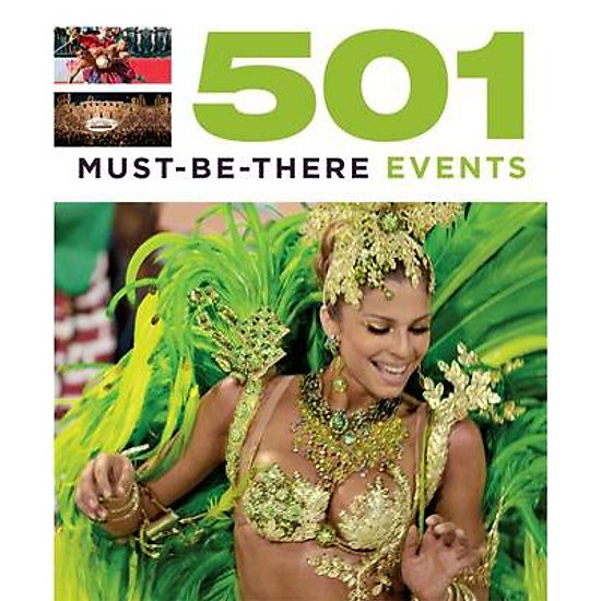 [Download Sách] 501 Must-Be-There Events