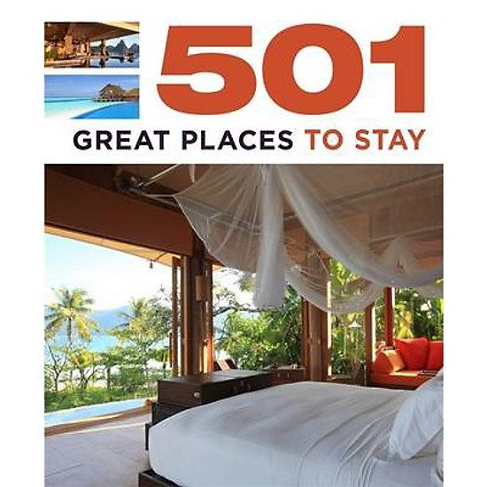 [Download Sách] 501 Great Places To Stay