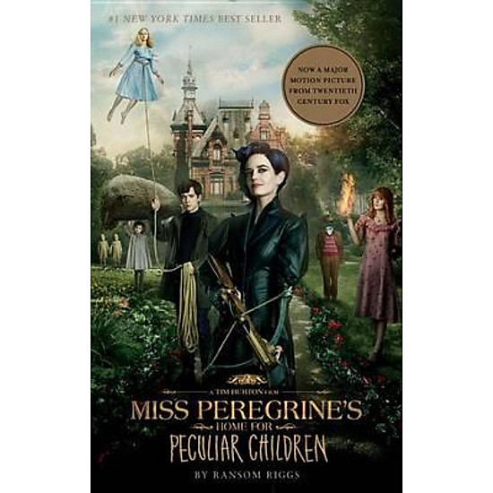 Miss Peregrine′s Home For Peculiar Children (Movie Tie-In Edition)