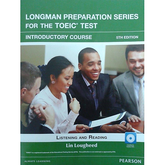 Longman Preparation TOEIC (5 Ed.) VN Intro: Student Book