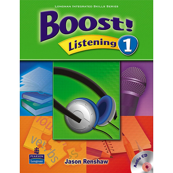 [Download sách] Boost! Listening 1 Student Book W/C