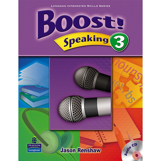 Boost! Speaking Level 3