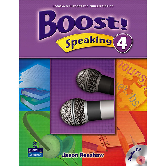 Boost! Speaking Level 4