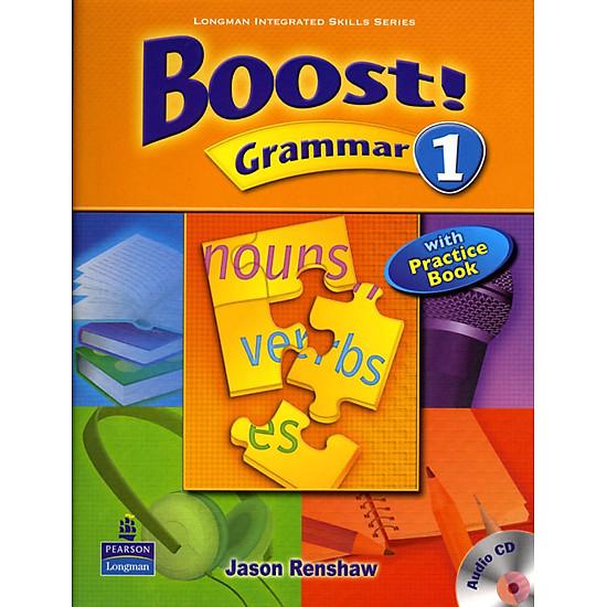 [Download sách] Boost! Grammar: Level 1