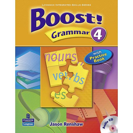 Boost! Grammar: Level 4