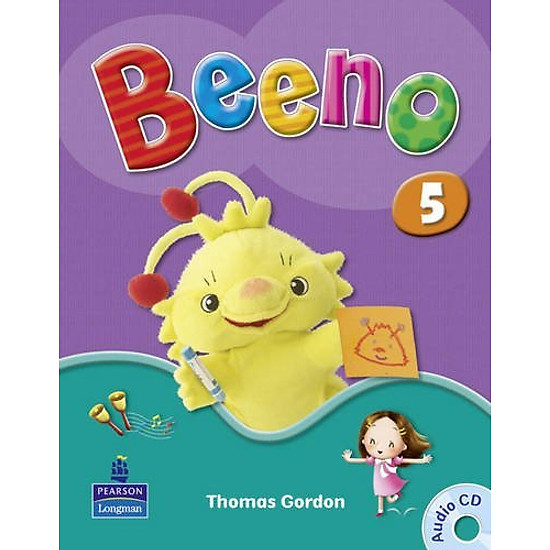 Beeno 5: Student Book With CD – Paperback