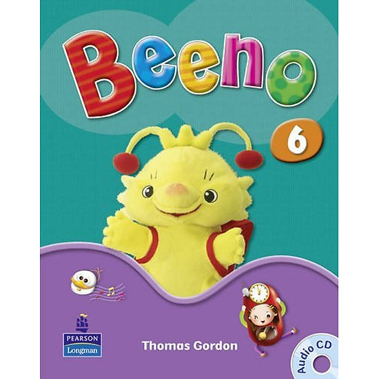 Beeno 6: Student Book With CD – Paperback