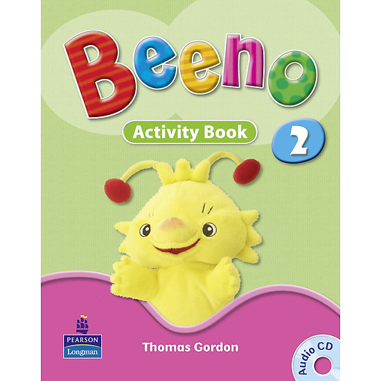 Beeno 2: Activity Book With Audio CD – Paperback