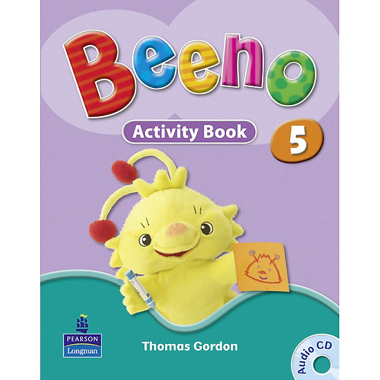 Beeno 5: Activity Book With Audio CD – Paperback