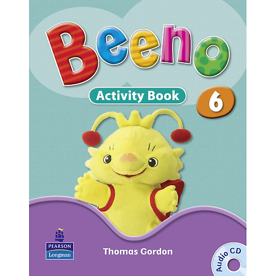 Beeno 6: Activity Book With Audio CD – Paperback