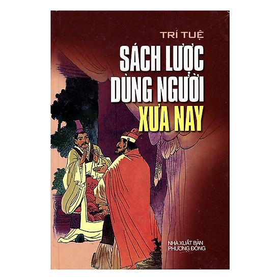 Hình ảnh download sách Sách Lược Dùng Người Xưa Nay