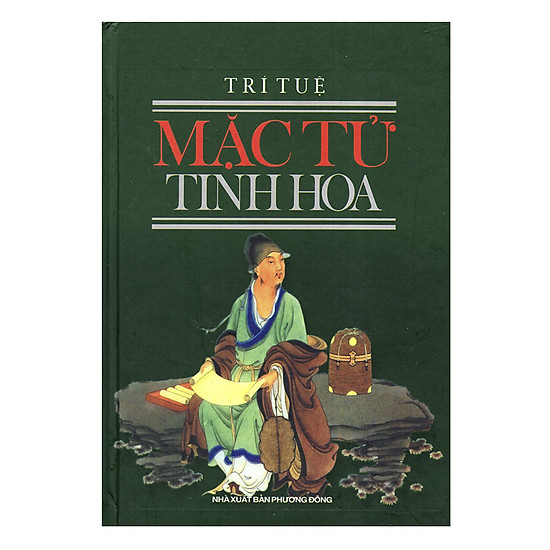 [Download Sách] Mặc Tử Tinh Hoa