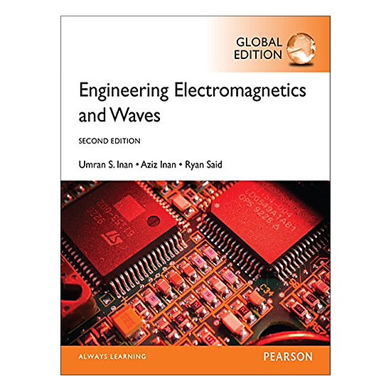 Electromagnetic Engrg Waves Global Edition