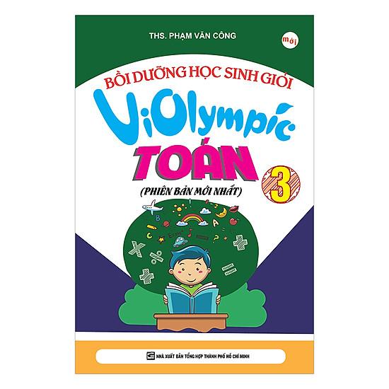 Bồi Dưỡng Học Sinh Giỏi Violympic Toán Lớp 3