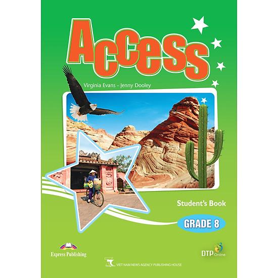Access Grade 8 Pack (SB w/ EC, WB, Class CDs)