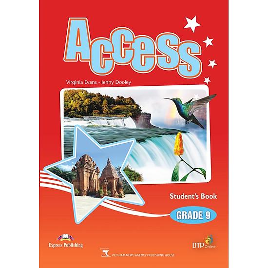 Access Grade 9 Student′s Book w/EC
