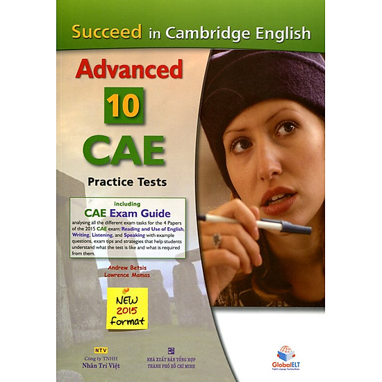 Succeed In Cambridge English – Advanced 10 CAE (Kèm CD)