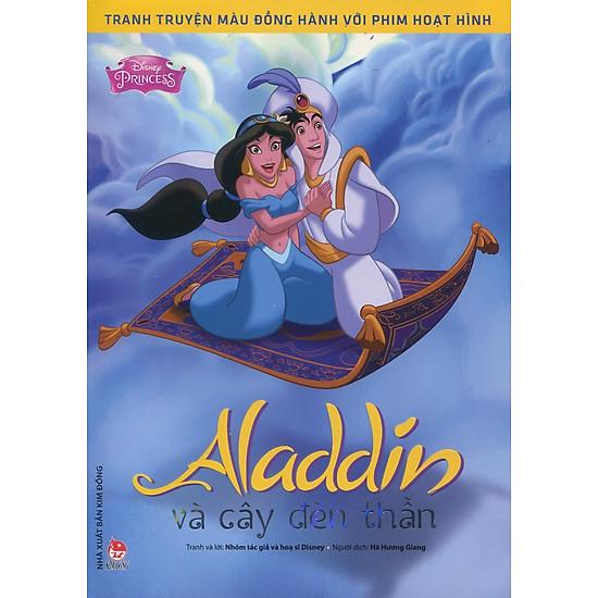 Aladdin – Aladdin Và Cây Đèn Thần