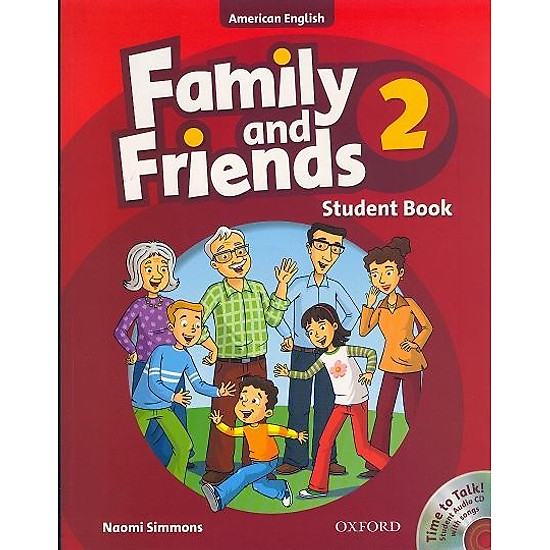 Family And Friends (AME) 2: Student Book & Stude