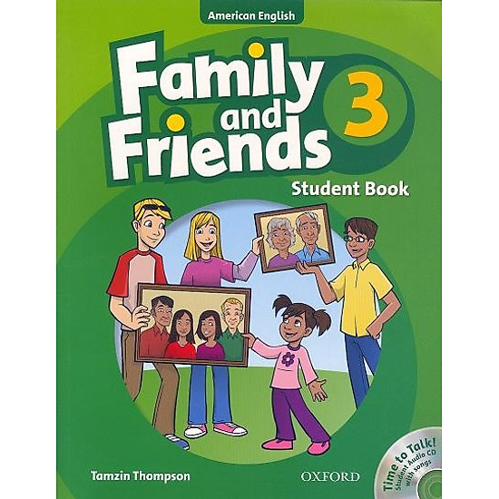 Family And Friends (AME) 3: Student Book & Stude
