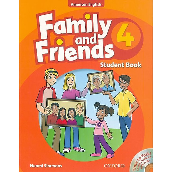 Family And Friends (AME) 4: Student Book & Stude
