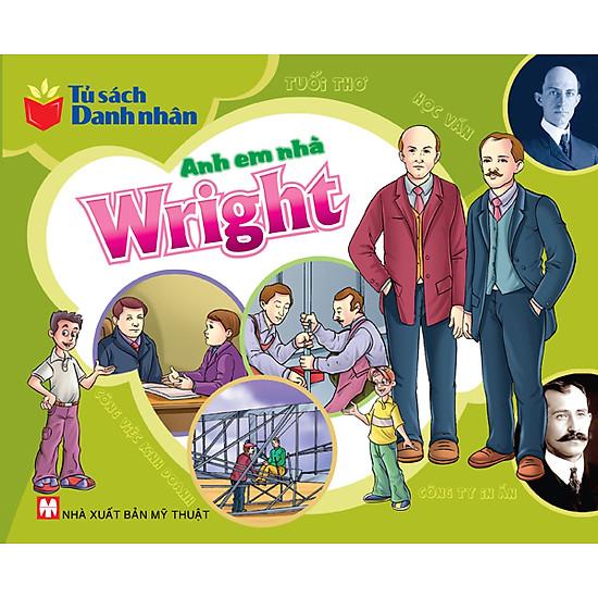 [Download Sách] Tủ Sách Danh Nhân - Anh Em Nhà Wright