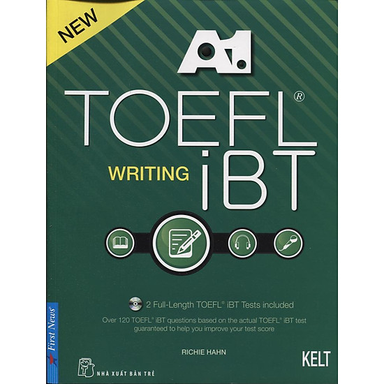 TOEFL iBT Writing (A1)