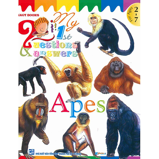 My First Questions & Answers – Apes
