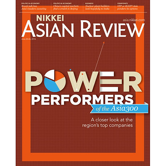 [Download sách] Nikkei Asian Review - Power Perfomers - 25