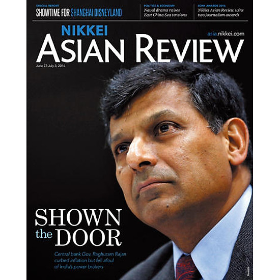 [Download sách] Nikkei Asian Review: Shown The Door - 26