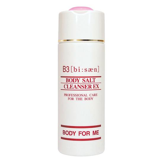 Muối Massage Tan Mỡ Đùi, Loại Bỏ Sạm Đen Vùng Mông Miccosmo B3 Body Salt Cleanser Ex – B3BSCE