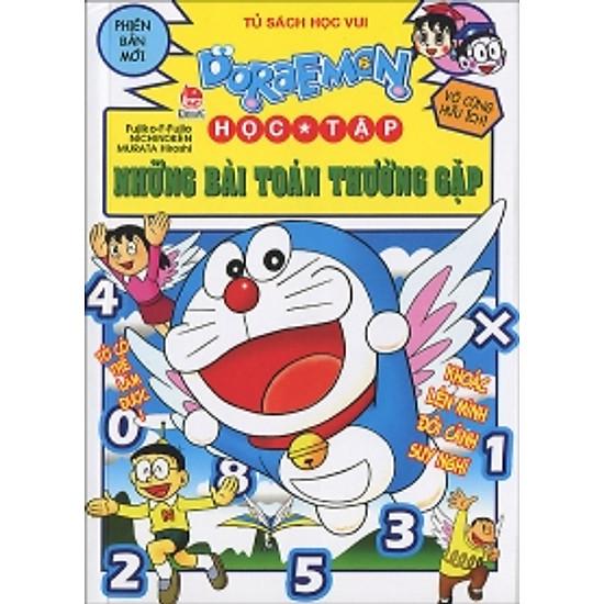 Doraemon Học Tập: Những Bài Toán Thường Gặp (Tái Bản 2015)