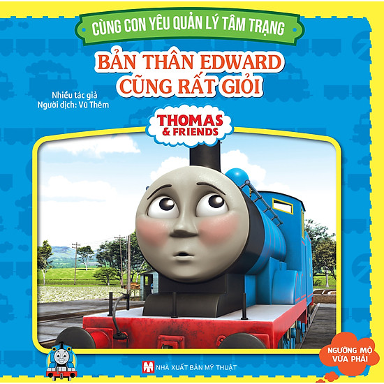 Thomas & Friends - Bản Thân Edward Cũng Rất Giỏi