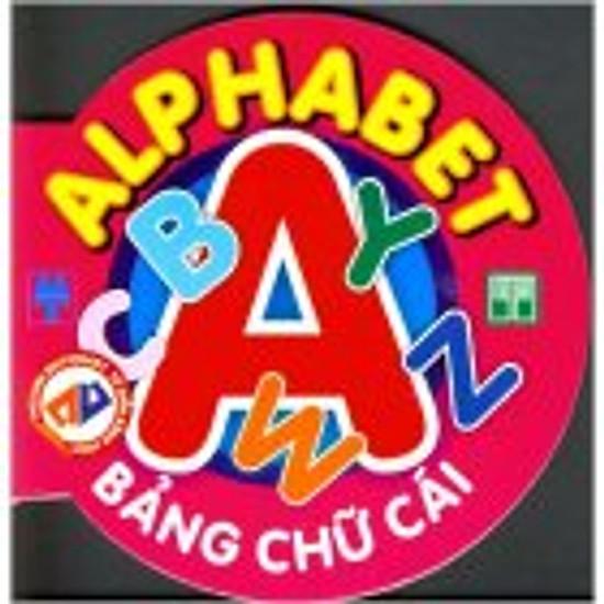 Từ Điển Anh - Việt Bằng Hình: Alphabet - Bảng Chữ Cái