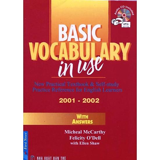 Basic Vocabulary In Use - Từ Vựng Căn Bản