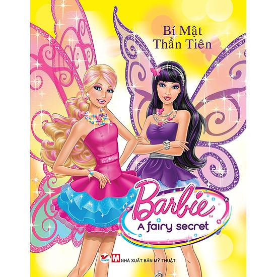 [Download Sách] Truyện Tranh Công Chúa Barbie - Bí Mật Thần Tiên