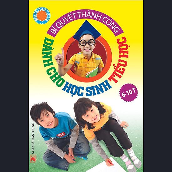 Hình ảnh download sách Bí Quyết Thành Công Dành Cho Học Sinh Tiểu Học