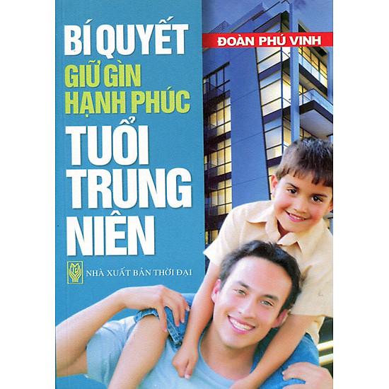 Hình ảnh download sách Bí Quyết Giữ Gìn Hạnh Phúc Tuổi Trung Niên