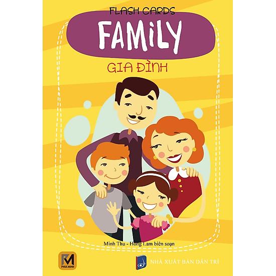 Flashcard Family – Gia Đình