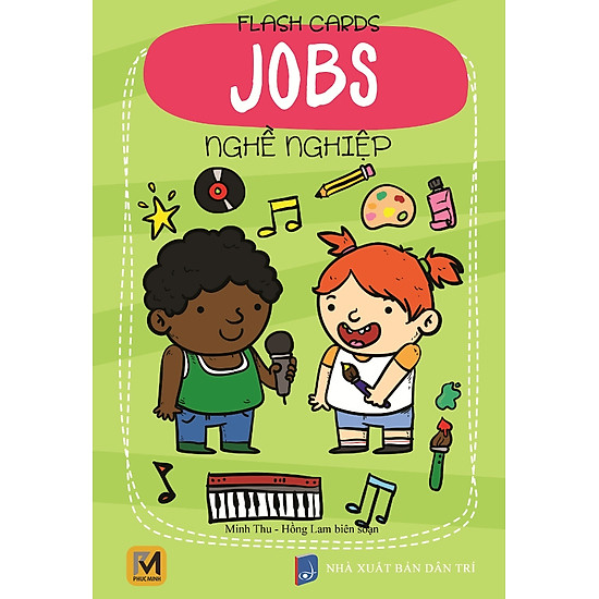 Flashcard Jobs – Nghề Nghiệp