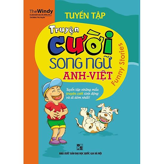 Tuyển Tập Truyện Cười Song Ngữ Anh – Việt