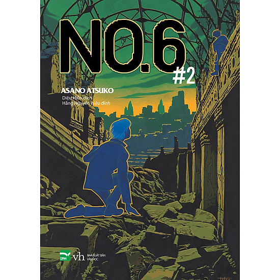 [Download sách] NO.6 (Tập 2)