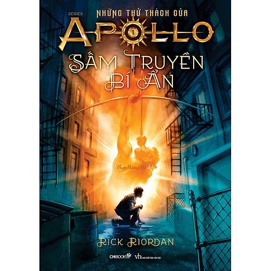 Những Thử Thách Của Apollo (Phần 1) – Sấm Truyền Bí Ẩn
