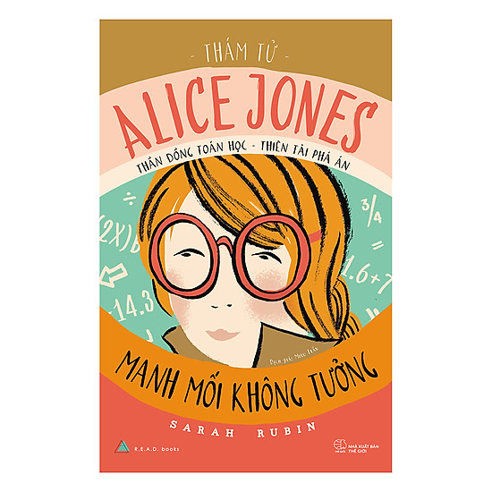 [Download Sách] Thám Tử Alice Jones: Manh Mối Không Tưởng