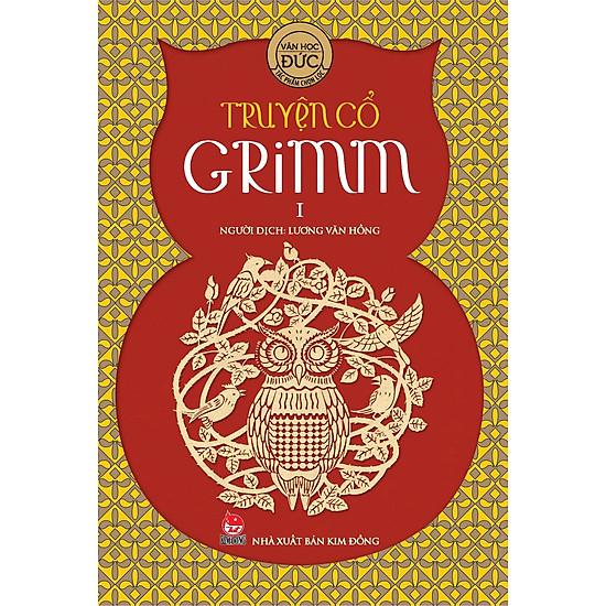 Truyện Cổ Grim – Tập 1 (Tái Bản 2016)