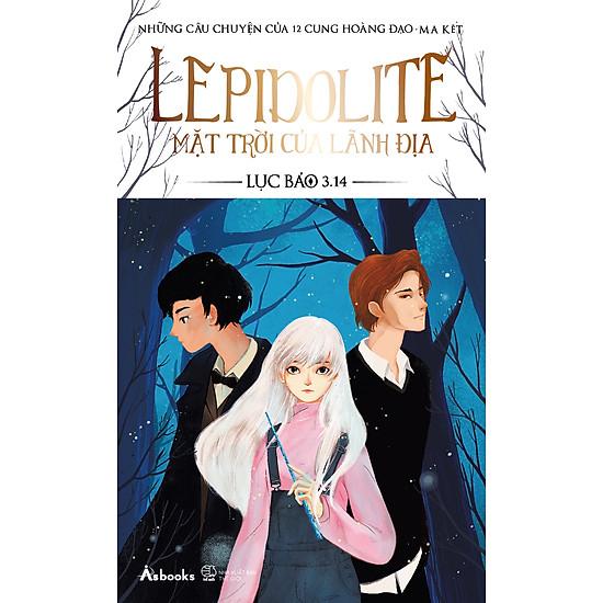 Lepidolite – Mặt Trời Của Lãnh Địa