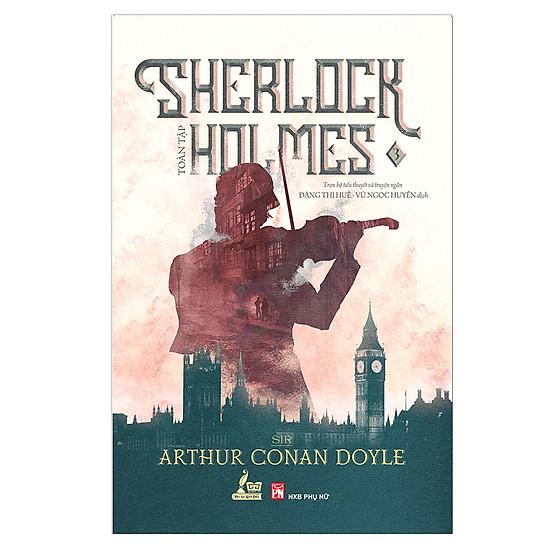 [Download Sách] Sherlock Holmes Toàn Tập - Tập 3
