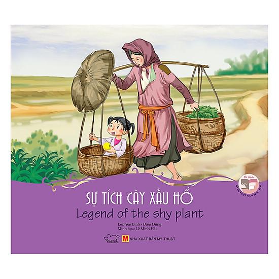 [Download Sách] Sự Tích Cây Xấu Hổ - Legend Ofthe Shy Plant